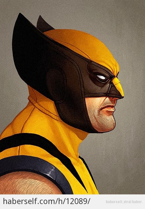 Marvel Evreninden 49 süper Kahraman ve Süper Kötü Karakterin Retro Posterleri - Haberself ... X 23 Gambit